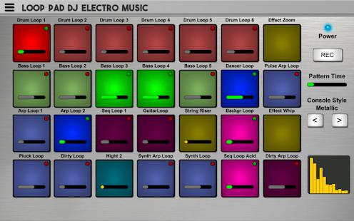 loop pad dj electro music simulator hack