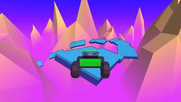 Stunt Wheels Jump Truck Game Hard Ride Drive 3D