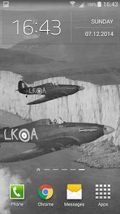 Warplanes Live Wallpaper