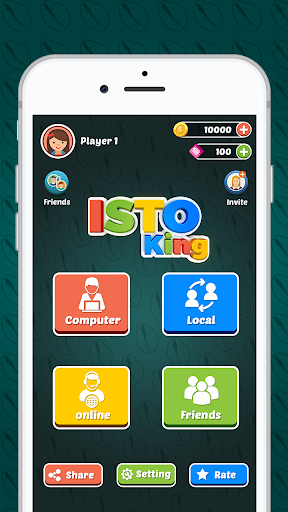 ISTO King - Ludo Game android2mod screenshots 1