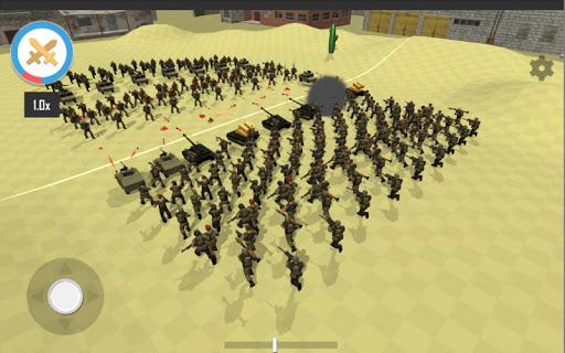 Télécharger World War Modern Epic Battle Simulator APK MOD (Astuce) screenshots 2