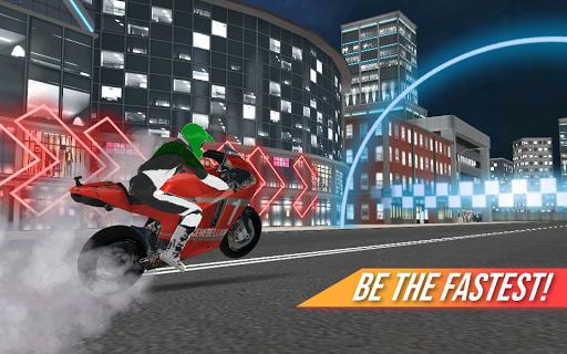 Motorcycle Real Race  screenshots 11