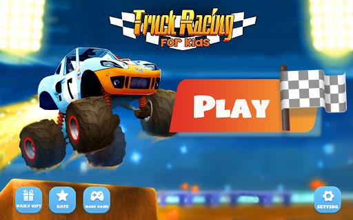 Truck Racing for kids  screenshots 7