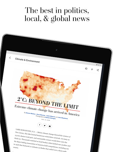 The Washington Post 5.8.1 Screenshots 10