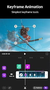 Motion Ninja – Pro Video Editor Mod Apk (Pro Features Unlocked) 1