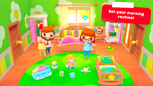 Sweet Home Stories - My family life play house apkpoly screenshots 6