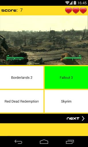 Video Games Quiz 7.1 screenshots 7