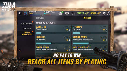 Zula Mobile: Gallipoli Season: Multiplayer FPS  screenshots 12