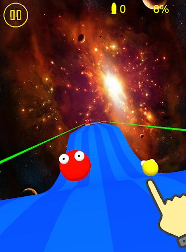 rolling sky 3d screenshot 2