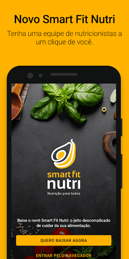 Smart Fit Nutri 2.23.35 screenshots 1