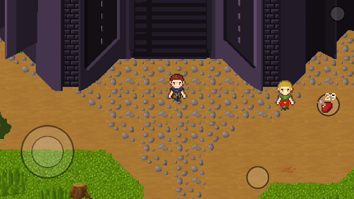 shadow tower roguelike game screenshot 1