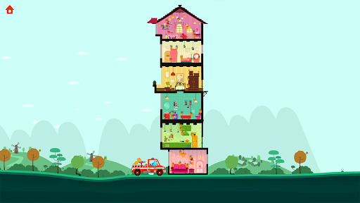Fire Truck Rescue - Firefighter Games for Kids apktram screenshots 4