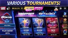 screenshot of Texas Holdem Poker : House of Poker