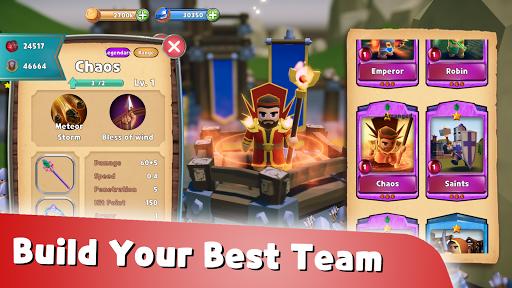 Last Kingdom: Defense apkslow screenshots 9