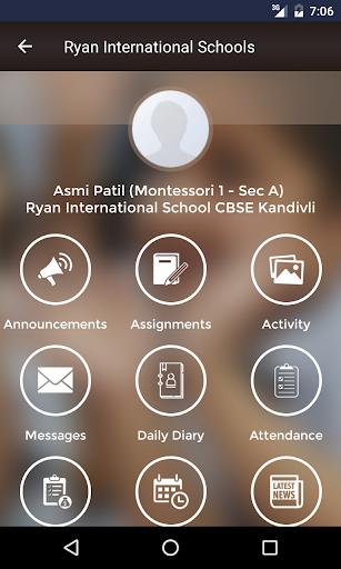 Ryan Parent Portal Apkfinish screenshots 4