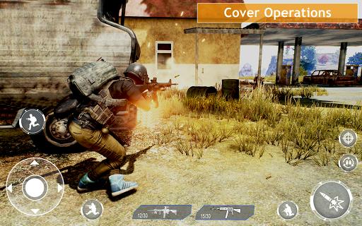 Real Commando Shooting: Secret mission - FPS Games 1.5 screenshots 4