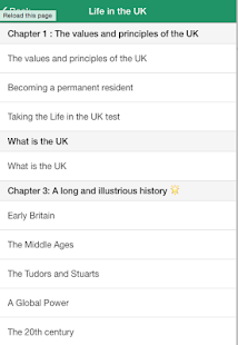 Life in the UK Test Free 2021