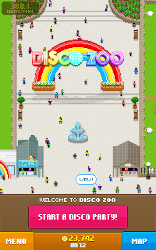 Disco Zoo goodtube screenshots 6