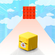 Cube Stack Surfer: Fun Collect Blocks and Surfing