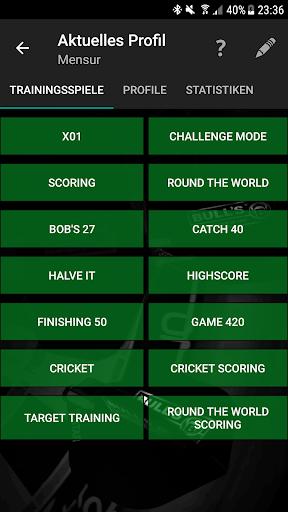 Darts Scoreboard: My Dart Training  Screenshots 4