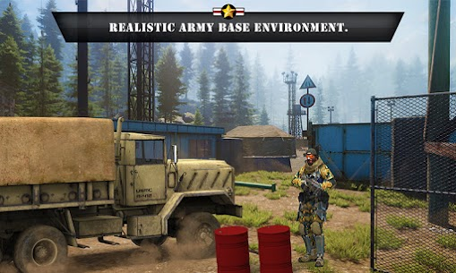 Truck Driver Army Game 2021 3
