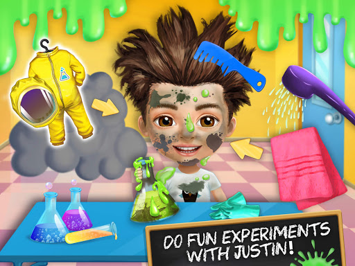 Sweet Baby Girl Cleanup 6 - School Cleaning Game android2mod screenshots 16