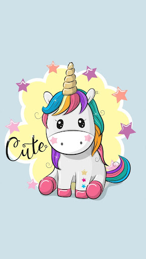 Download Kawaii Unicorn Wallpapers On Pc Mac With Appkiwi Apk Downloader