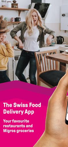 Smood u2013 Swiss Food Delivery 5.0.11 Screenshots 1