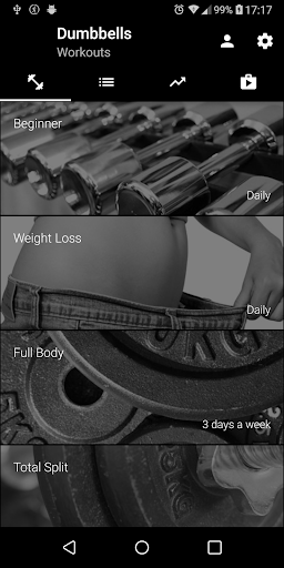 Dumbbell Home Workout