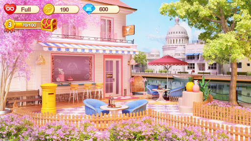 My Restaurant: Crazy Cooking Madness & Tile Master 1.0.10 screenshots 6