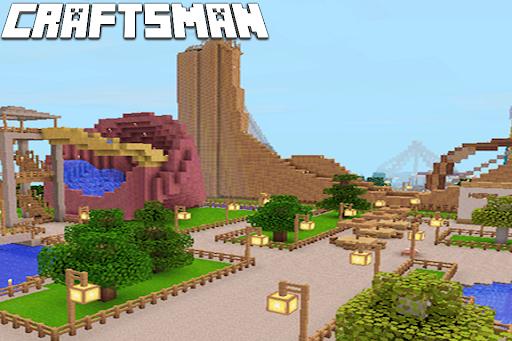 Crafts Man 2021: Building Craft  screenshots 6