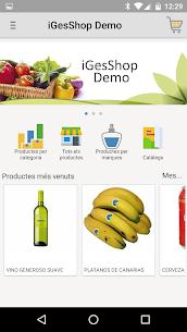 iGesShop – La App de compra per a la teva empresa 1.31 Unlocked MOD APK Android 1