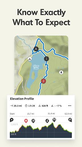 Komoot u2014 Cycling, Hiking & Mountain Biking Maps 10.21.15 Screenshots 2