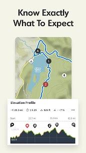 Komoot Premium v11.1.11 MOD APK – Cycling, Hiking & Mountain Biking Maps 2