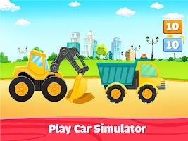 Cars for kids - Car sounds - Car builder & factory