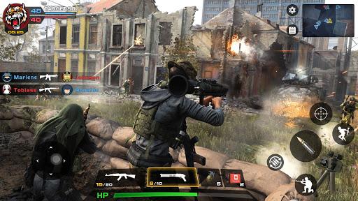 Critical Action :Gun Strike Ops - Shooting Game 2.6.01 screenshots 6