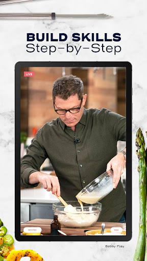Food Network Kitchen screenshots 17
