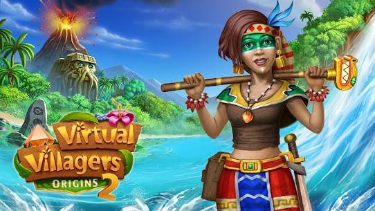 Virtual Villagers Origins 2 MOD Apk 3.1.2 (Unlocked) 1
