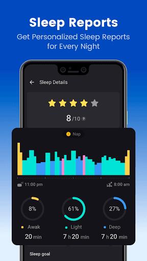 Sleep Monitor: Sleep Recorder &Sleep Cycle Tracker  Screenshots 4