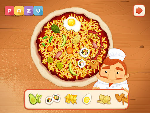 Pizza maker - cooking and baking games for kids 1.14 Screenshots 10