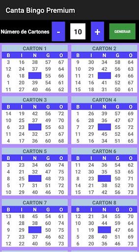 Bingo Shout - Bingo Caller Free  Screenshots 8