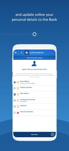 myAlpha Mobile screenshots 7