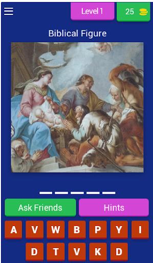 Bible Character Quiz (Bible Game) 8.10.4z screenshots 1