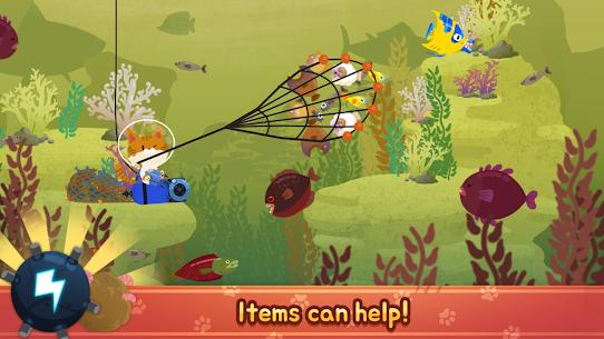 The Fishercat MOD APK (Unlimited Money) 5