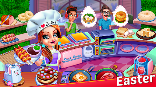 Cooking Express : Food Fever Cooking Chef Games 2.5.1 screenshots 2