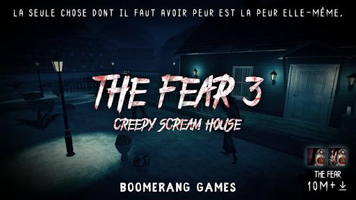 Télécharger Gratuit The Fear 3 : Creepy Scream House Jeu D'horreur 3D mod apk screenshots 1