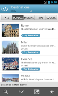 Italy Travel Guide by Triposo