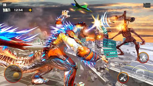Monster Smash City - Kaiju vs Siren Head  screenshots 4