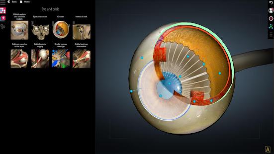 Anatomy Learning - 3D Anatomy Atlas 2.1.329 Screenshots 3