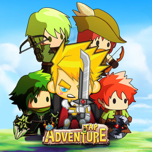 Tap Adventure Hero: RPG Idle Monster Clicker